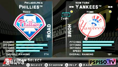 Major League Baseball 2K10 - USA - ��������, psp ���������,  ���������, ����� ������.