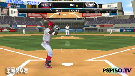 Major League Baseball 2K10 - USA - ���� ��� psp,  �����, ������� ���� ��� psp,  �������.