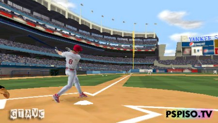 Major League Baseball 2K10 - USA - ����� ������,  ��������,  �������, psp gta.