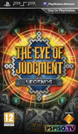 The Eye of Judgment: Legends [RIP] [ENG]