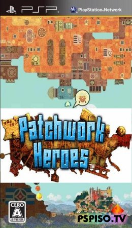 Patchwork Heroes [EUR] [DEMO]