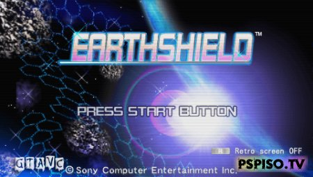 Earth Shield - USA (Minis) - фильмы на psp, игры для psp, прошивки для psp,  программы.