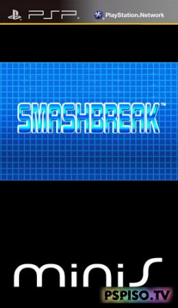 Smash Break - USA (Minis) - игры для psp, игры, фильмы на psp,  программы.