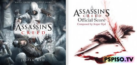 Assassin's Creed I, II (OST)