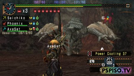 Monster Hunter Freedom Unite (EUR; FULLRIP)