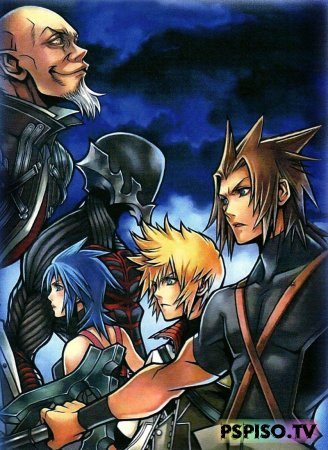 ���������� ���������� ���� ������ Kingdom Hearts:Birth by Sleep