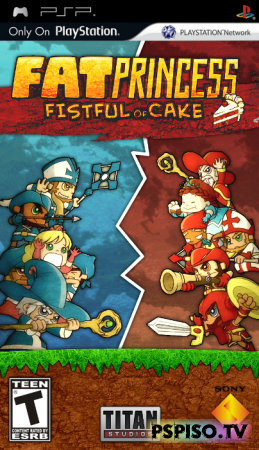Fat Princess Fistful of Cake OST