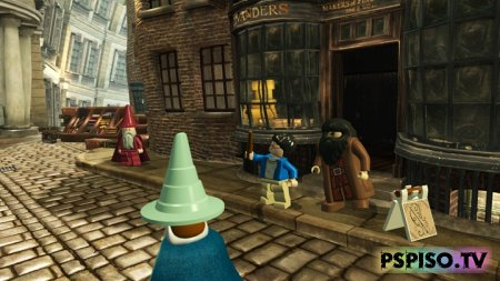 ������������� ����� Lego Harry Potter: Years 1-4