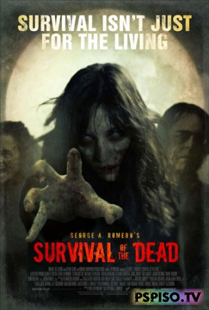 ��������� ��������� / Survival of the Dead (2009) HDRip - ����, psp, ������� ���� ��� psp,  ���������.