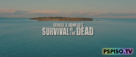 ��������� ��������� / Survival of the Dead (2009) HDRip - �����,  �������, psp, psp gta.