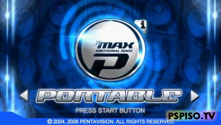 Dj Max Portable International Version