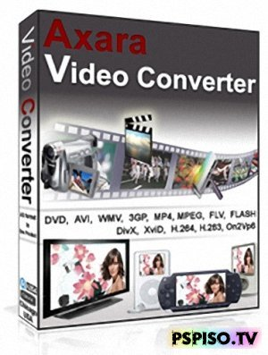 Axara Video Converter 3.5.2.836 ML