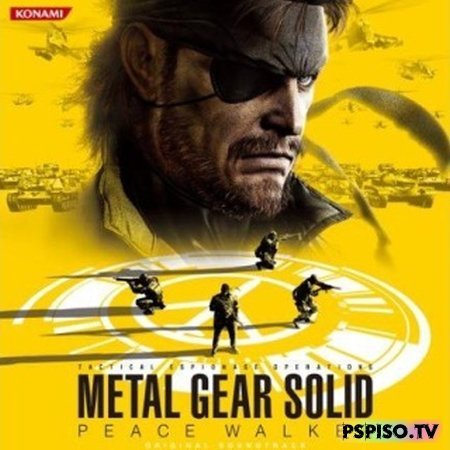Metal Gear Solid: Peace Walker OST