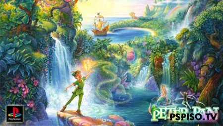 Peter Pan: Return To Neverland [PSX]