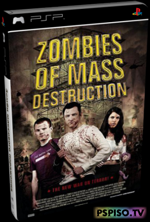 ЗМП: Зомби Массового Поражения / ZMD: Zombies of Mass Destruction (2009) [DVDRip]