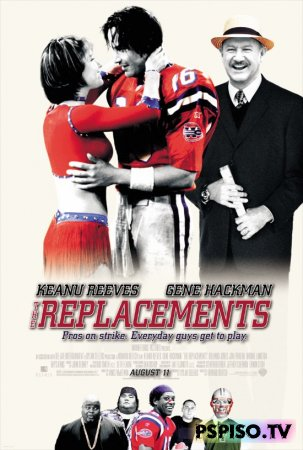 ������� / The Replacements 2000 DVDRip - �����,  �������, ���� �a psp, ���� ��� psp �������.