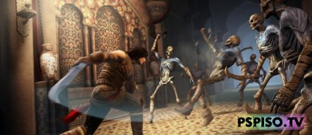 Prince of Persia: The Forgotten Sands PSP (превью)