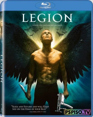 ������  Legion (2010)  [BDRip]
