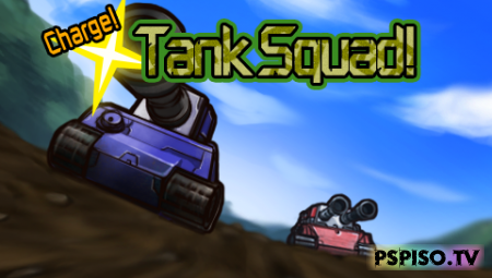 Charge Tank Squad - USA (Minis)