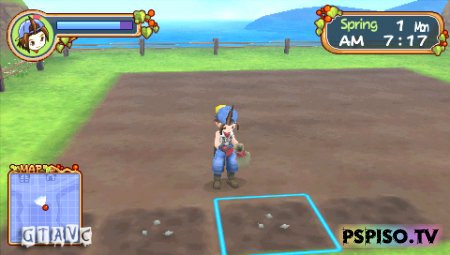 Harvest Moon: Hero of Leaf Valley - USA