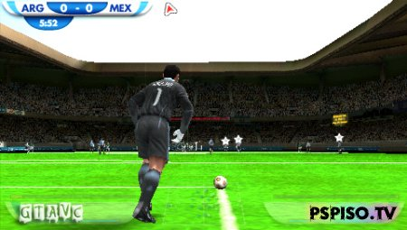 2010 FIFA WORLD CUP: SOUTH AFRICA - USA (Full) - psp 3008, psp бесплатно,  psp, игры для psp.