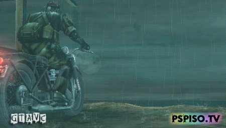 Metal Gear Solid: Peace Walker - JPN - аниме, игры нa psp, видео, psp gta.
