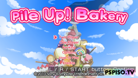 [PSP-Minis] Pile Up! Bakery [ENG]
