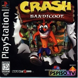 Crash Bandicoot 5 in 1