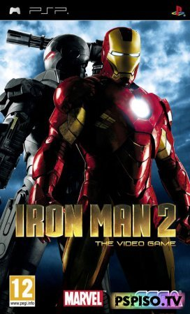 Iron Man 2 - USA PSN