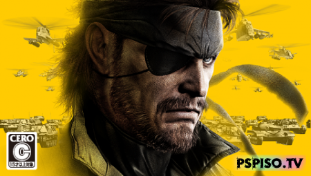 Lets Play MGS: Peace Walker