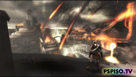 God of War: Ghost of Sparta для PSP - видео, игры для psp, psp,  игры на psp.