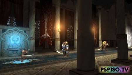 Prince of Persia: The Forgotten Sand RUS - ������ �� psp, ���� ��� psp �������, ����, ���� ��� psp.