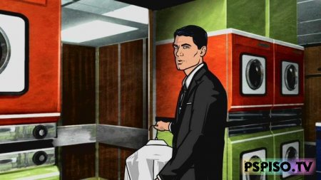 ��������� ����� / Archer (����� 1) (2010)  [WEB-DL 720p]
