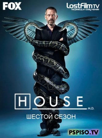 Доктор Хаус / House M.D. Season Six / 2009