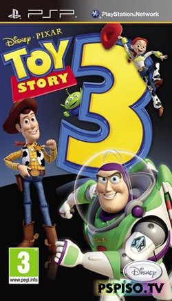 Toy Story 3: The Video Game [FullRIP]