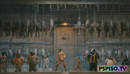����������� ������ ���� / Fantastic Mr. Fox 2009 DVDRip - ����,  psp,  ���������,  ���������.