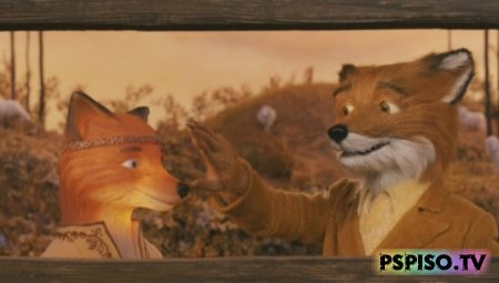 ����������� ������ ���� / Fantastic Mr. Fox 2009 DVDRip - ����� ������,  ���������, psp, ���� ��� psp �������.