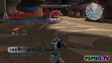 Star Wars:Battlefront II[MODDED!!!]