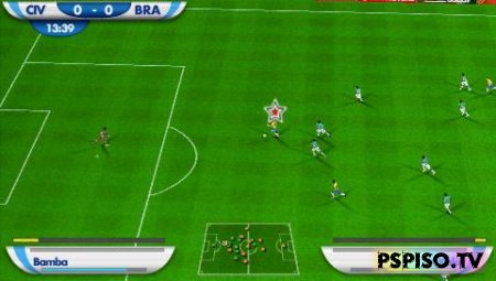 2010 FIFA WORLD CUP: SOUTH AFRICA - EUR FULL - темы,  аниме, темы для psp,  программы.