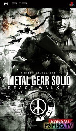 Metal Gear Solid: Peace Walker EUR + All DLC