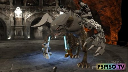 E3 2010 - Lego Star Wars III: The Clone Wars