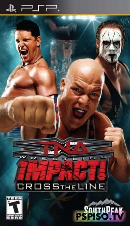 TNA iMPACT!: Cross the Line - EUR