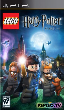 LEGO Harry Potter: Years 1-4 USA