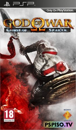 Box Art игры God of War: Ghost of Sparta