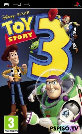 Toy Story 3: The Videogame - Rus