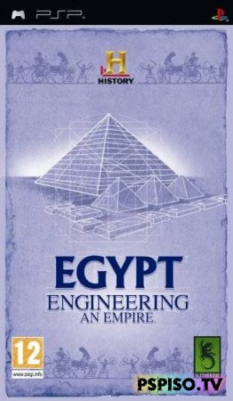 History Egypt: Engineering an Empire - USA