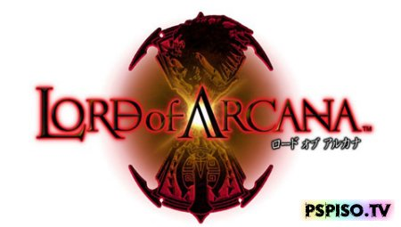 Lord Of Arcana: Monster Hunter от Square Enix? - скачать игры для psp,  psp,  видео, psp.