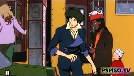������ �����: ������ XX / Cowboy Bebop: Session XX / 1998 + ������ �����: ����������� �� ����� / Cowboy Bebop: Knockin' on Heaven's door / 2001 - �������� psp,  ������� ���� ��� psp ���������,  psp,  ��������.