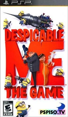 Despicable Me The Game/ Гадкий Я: Игра USA (2010)