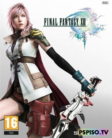 Final Fantasy XIII The Movie( BDRip)